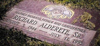 ALDERETE SR., RICHARD - Bernalillo County, New Mexico | RICHARD ALDERETE SR. - New Mexico Gravestone Photos