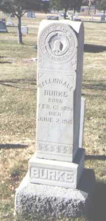BURKE, BALLINGALL - Bernalillo County, New Mexico | BALLINGALL BURKE - New Mexico Gravestone Photos