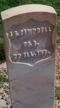 CAMPBELL, JOHN S. - Bernalillo County, New Mexico | JOHN S. CAMPBELL - New Mexico Gravestone Photos