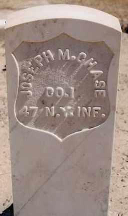 CHASE, JOSEPH M. - Bernalillo County, New Mexico | JOSEPH M. CHASE - New Mexico Gravestone Photos