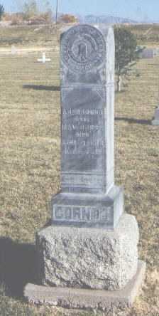 CORNOG, A. L. - Bernalillo County, New Mexico | A. L. CORNOG - New Mexico Gravestone Photos