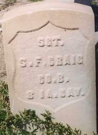 CRAIG, SAMUEL F. - Bernalillo County, New Mexico | SAMUEL F. CRAIG - New Mexico Gravestone Photos