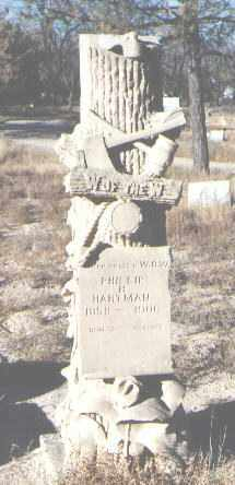 HARTMAN, PHILLIP H. - Bernalillo County, New Mexico | PHILLIP H. HARTMAN - New Mexico Gravestone Photos
