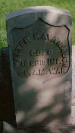 KAVANAUGH, WALTER - Bernalillo County, New Mexico | WALTER KAVANAUGH - New Mexico Gravestone Photos