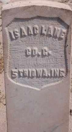 LANE, ISAAC - Bernalillo County, New Mexico | ISAAC LANE - New Mexico Gravestone Photos