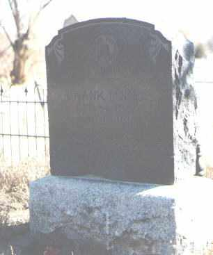 MCKEE, FRANK - Bernalillo County, New Mexico   FRANK MCKEE - New Mexico Gravestone Photos