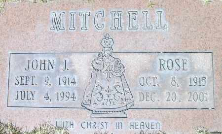 MITCHELL, JOHN J. - Bernalillo County, New Mexico | JOHN J. MITCHELL - New Mexico Gravestone Photos