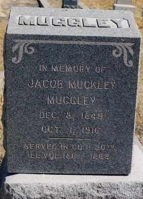 MUGGLEY, JACOB MUCKLEY - Bernalillo County, New Mexico | JACOB MUCKLEY MUGGLEY - New Mexico Gravestone Photos