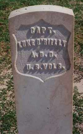 O'RIELLY, LUKE - Bernalillo County, New Mexico | LUKE O'RIELLY - New Mexico Gravestone Photos