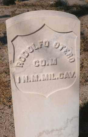 OTERO, RODOLFO - Bernalillo County, New Mexico | RODOLFO OTERO - New Mexico Gravestone Photos
