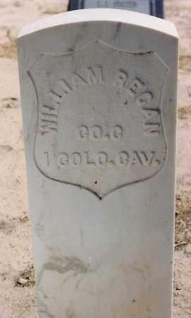 REGAN, WILLIAM - Bernalillo County, New Mexico | WILLIAM REGAN - New Mexico Gravestone Photos