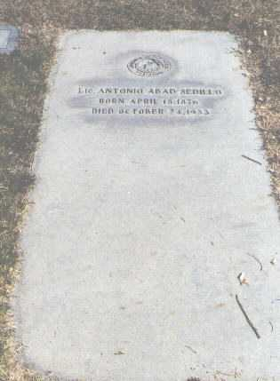SEDILLO, ANTONIO ABAD - Bernalillo County, New Mexico | ANTONIO ABAD SEDILLO - New Mexico Gravestone Photos
