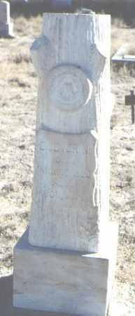 SEVERIN, E. - Bernalillo County, New Mexico   E. SEVERIN - New Mexico Gravestone Photos