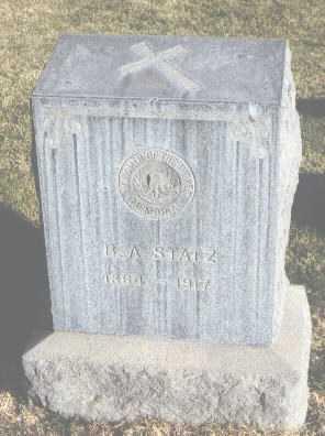 STATZ, B. A. - Bernalillo County, New Mexico | B. A. STATZ - New Mexico Gravestone Photos