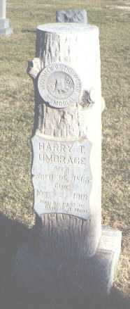 UMBRAGE, HARRY T. - Bernalillo County, New Mexico | HARRY T. UMBRAGE - New Mexico Gravestone Photos