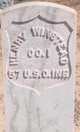 WINSTEAD, HENRY - Bernalillo County, New Mexico | HENRY WINSTEAD - New Mexico Gravestone Photos