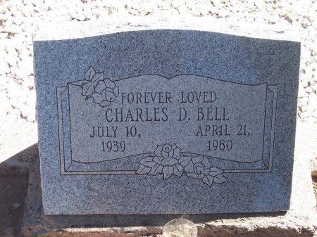 BELL, CHARLES D. - Catron County, New Mexico | CHARLES D. BELL - New Mexico Gravestone Photos