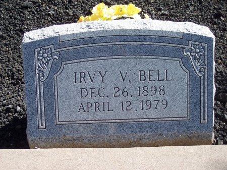 BELL, IRVY V. - Catron County, New Mexico | IRVY V. BELL - New Mexico Gravestone Photos