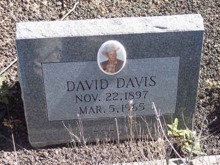 DAVIS, DAVID - Catron County, New Mexico | DAVID DAVIS - New Mexico Gravestone Photos