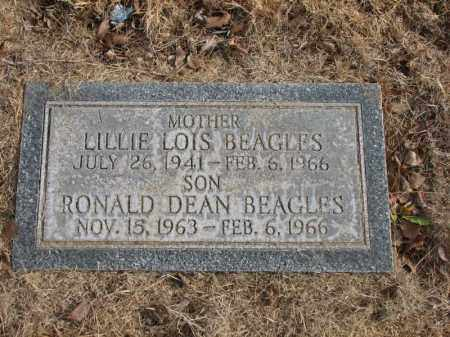 CAGLE BEAGLES, LILLIE LOIS - Chaves County, New Mexico | LILLIE LOIS CAGLE BEAGLES - New Mexico Gravestone Photos