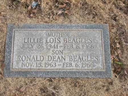 BEAGLES, RONALD DEAN - Chaves County, New Mexico | RONALD DEAN BEAGLES - New Mexico Gravestone Photos