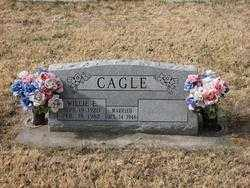CAGLE, WILLIE (BUB) - Chaves County, New Mexico | WILLIE (BUB) CAGLE - New Mexico Gravestone Photos