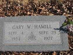 HAMILL, GARY - Chaves County, New Mexico | GARY HAMILL - New Mexico Gravestone Photos