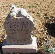 HAMILL, MICKEY FLINT - Chaves County, New Mexico | MICKEY FLINT HAMILL - New Mexico Gravestone Photos