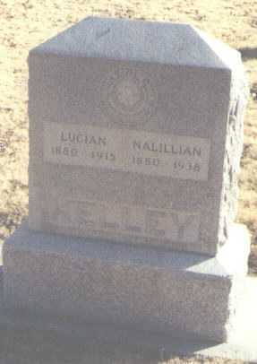KELLEY, LUCIAN - Chaves County, New Mexico | LUCIAN KELLEY - New Mexico Gravestone Photos