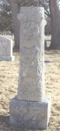 MONK, WILEY J. - Chaves County, New Mexico | WILEY J. MONK - New Mexico Gravestone Photos