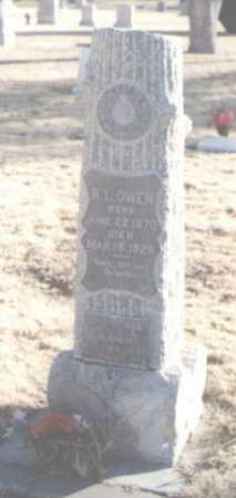 OWEN, R. L. - Chaves County, New Mexico | R. L. OWEN - New Mexico Gravestone Photos