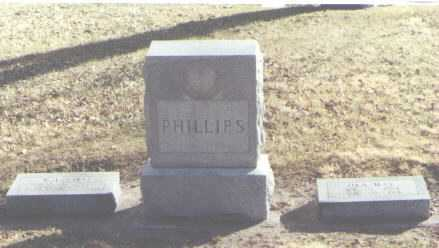 PHILLIPS, OLA MAY - Chaves County, New Mexico | OLA MAY PHILLIPS - New Mexico Gravestone Photos