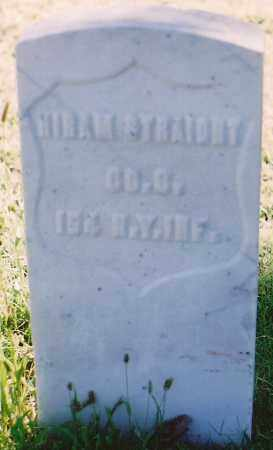 STRAIGHT, HIRAM - Chaves County, New Mexico | HIRAM STRAIGHT - New Mexico Gravestone Photos