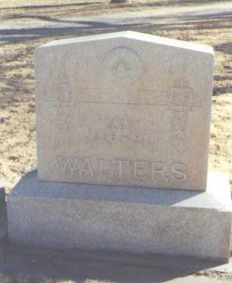 WALTERS, RAY - Chaves County, New Mexico | RAY WALTERS - New Mexico Gravestone Photos