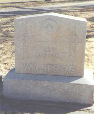 WALTERS, RAY - Chaves County, New Mexico | RAY WALTERS - New Mexico Gravestone Photos