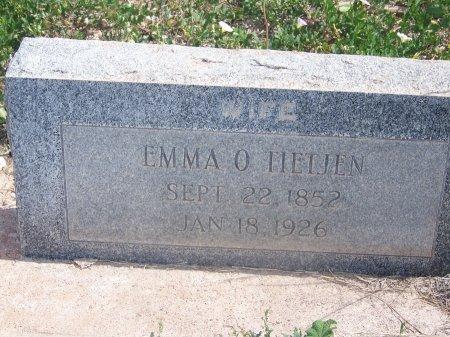 TIETJEN, EMMA O. - Cibola County, New Mexico | EMMA O. TIETJEN - New Mexico Gravestone Photos