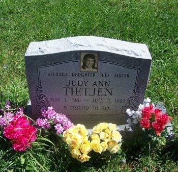 TIETJEN, JUDY ANN - Cibola County, New Mexico   JUDY ANN TIETJEN - New Mexico Gravestone Photos