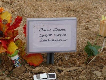 ALDERETTE, CHARLES - Colfax County, New Mexico | CHARLES ALDERETTE - New Mexico Gravestone Photos