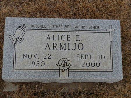 ARMIJO, ALICE E - Colfax County, New Mexico | ALICE E ARMIJO - New Mexico Gravestone Photos