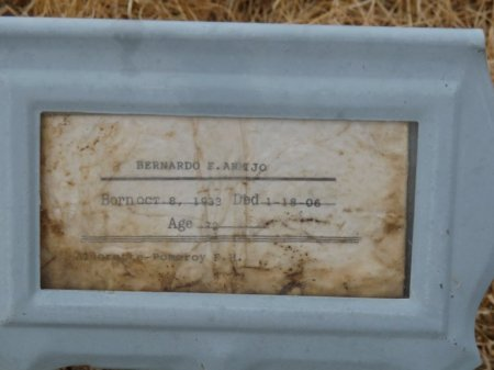 ARMIJO, BERNARDO E - Colfax County, New Mexico   BERNARDO E ARMIJO - New Mexico Gravestone Photos
