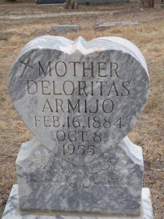 ARMIJO, DELORITAS - Colfax County, New Mexico | DELORITAS ARMIJO - New Mexico Gravestone Photos