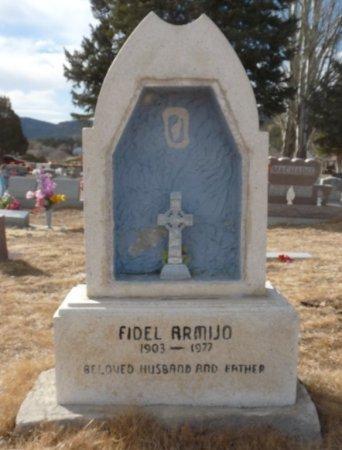 ARMIJO, FIDEL - Colfax County, New Mexico | FIDEL ARMIJO - New Mexico Gravestone Photos