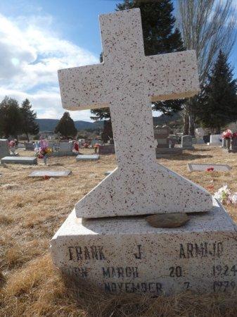 ARMIJO, FRANK J - Colfax County, New Mexico   FRANK J ARMIJO - New Mexico Gravestone Photos
