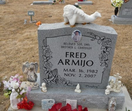 "ARMIJO, FREDRICK JACOB ""FRED"" - Colfax County, New Mexico   FREDRICK JACOB ""FRED"" ARMIJO - New Mexico Gravestone Photos"