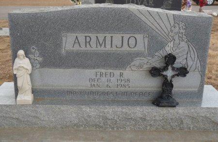 ARMIJO, FRED R - Colfax County, New Mexico   FRED R ARMIJO - New Mexico Gravestone Photos