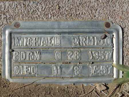 ARMIJO, MICHAEL - Colfax County, New Mexico | MICHAEL ARMIJO - New Mexico Gravestone Photos