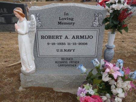 ARMIJO, ROBERT A - Colfax County, New Mexico | ROBERT A ARMIJO - New Mexico Gravestone Photos
