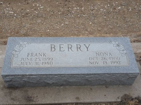BERRY, FRANK - Colfax County, New Mexico | FRANK BERRY - New Mexico Gravestone Photos
