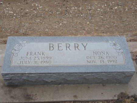 BERRY, NONA - Colfax County, New Mexico | NONA BERRY - New Mexico Gravestone Photos