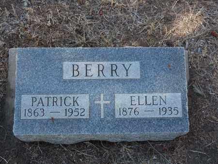 BERRY, ELLEN - Colfax County, New Mexico   ELLEN BERRY - New Mexico Gravestone Photos